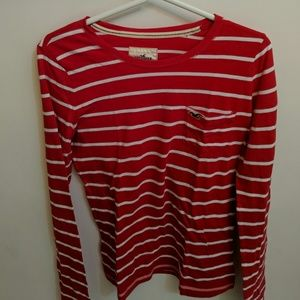 Hollister long sleeve wirh pocket